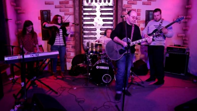 Рубикон - Не твое (Саратов, Blues House, 13.12.2015)