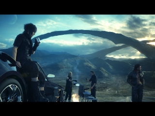 Новая Final Fantasy 15 WINDOWS EDITION и NEED FOR SPEED PAYBACK