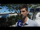 Novak Djokovic: Grass is a very unique surface