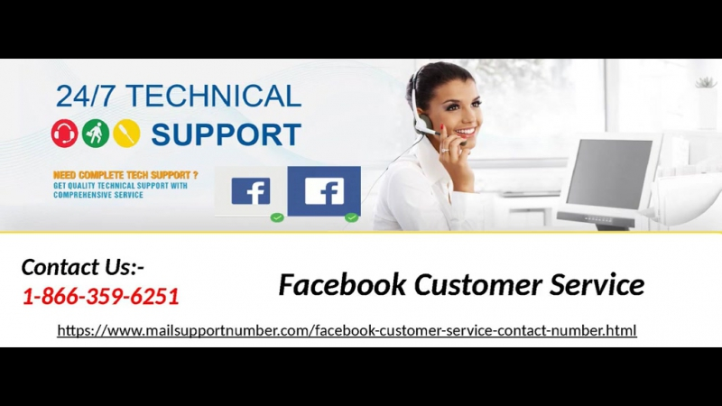 Take Facebook Customer Service 1-866-359-6251 For Any Facebook Relied Issues