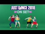 Just Dance 2018 - Behind The Scene