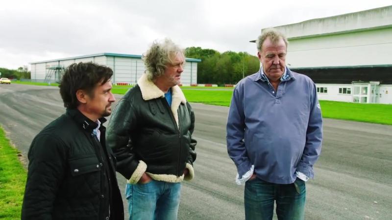 Jetvis Paravozik Марк Уэббер поиск водителя Создание 2 сезона The Grand Tour