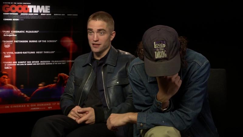 GOOD TIME Robert Pattinsons 7 year fart story