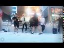느와르(Noir) 170721 홍대 버스킹 CUT Csy[ey (cover Bobby - Go)