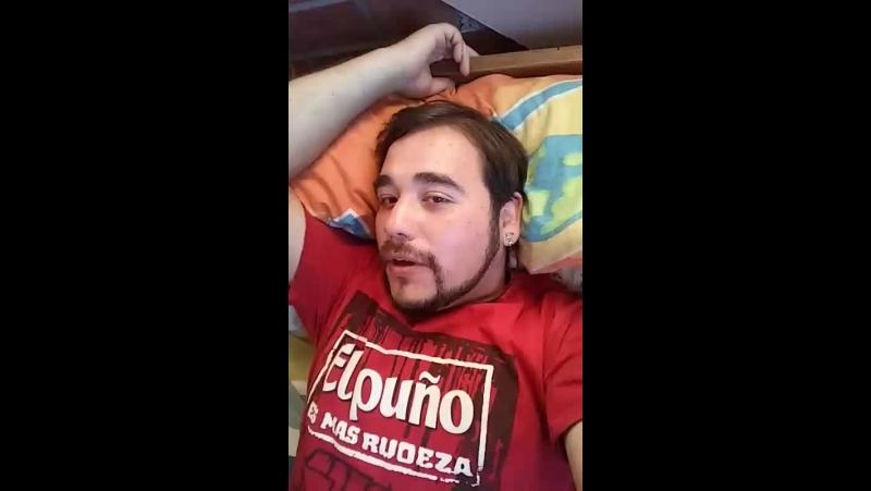 Peluche Espinoza - Live