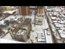 ЖК Центральный. Январь 2018