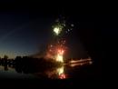 Осенний фейерверк, Тихвин 24.09.2017 FullHD/60fps Бинауральный 3D звук (эффект присутствия)