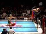 Carl Malenko, Katsumi Usuda vs. Masao Orihara, Takeshi Ono (Battlarts - B-Together 1999)