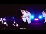 [FANCAM] 180225 PyeongChang 2018 Winter Olympic Closing Ceremony @ EXOs Kai — Solo + Growl + Power