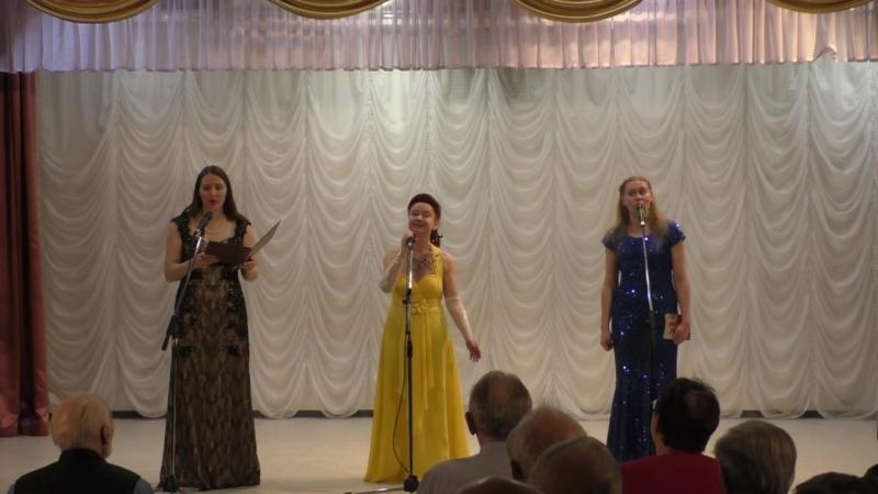 Концерт в Доме Ветеранов Конферанс Геннадий Тахтабаев 1