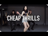 1Million dance studio Cheap Thrills - Sia / Tina Boo Choreography