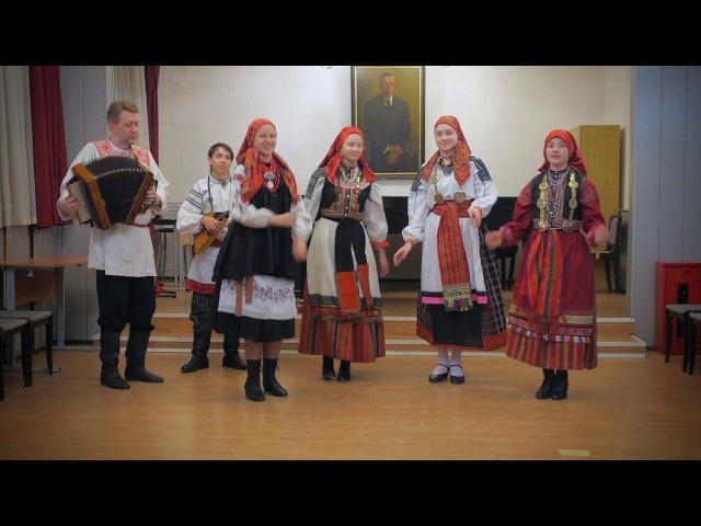 Городской творческий коллектив Москвы фольклорный ансамбль «Ерема»