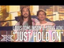 Steve aoki louis tomlinson — just hold on (the x-factor)