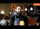 Акция Батюшка в баре в Хабаровске