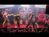 Американская хип-хоп и рэпкор группа Prophets Of Rage прокачала фестивале Rock Am Ring. (4 июня 2017 г.)