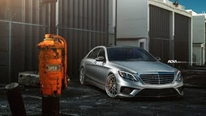 Mercedes Benz S63 AMG Sedan ADV7R Directional Wheels