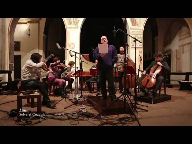 SOLVE ET COAGULA - Marco Beasley, Guido Morini Accordone - Album Trailer