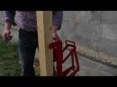 Самоподъемные строительные леса FootLift,для фасадных работ