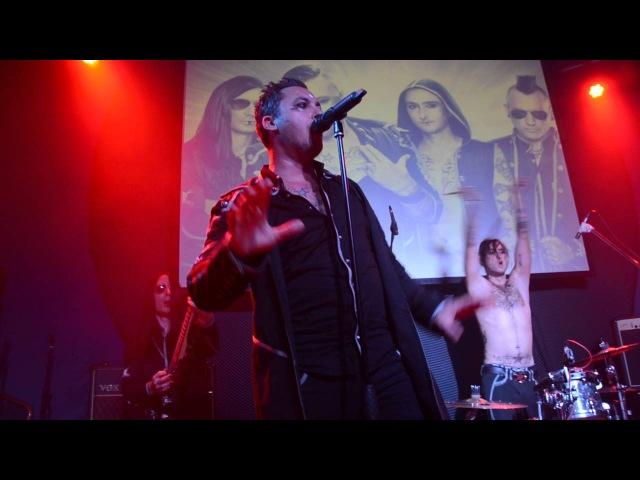 Stoneman - Liebeslied (14.10.2016 Moscow Mezzo Forte)