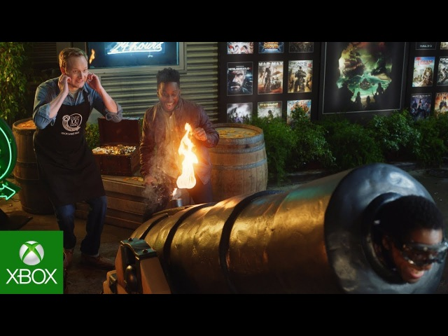 Xbox Game Pass – Sea of Thieves: Fan Cannon