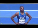 Men 60m FINAL IAAF World Indoor Championships Birmingham 2018