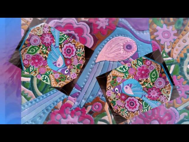 Краски для имитации эмали и керамики