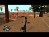Куда едет свит на миссии граффити грув в GTA SA !