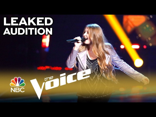 The Voice 2018 Blind Audition - Alexa Cappelli: I've Got the Music in Me