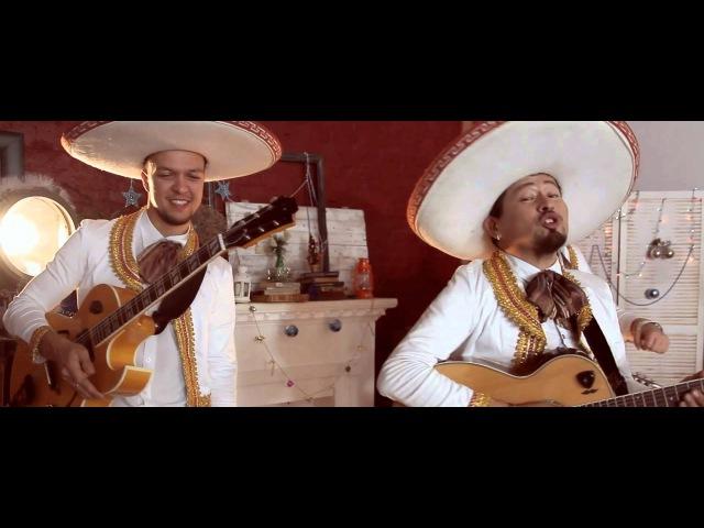 Mariachi Los Panchos - Новогодняя ( кавер Дискотека Авария)