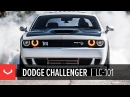 Dodge Challenger Hellcat | Yeti's Beast | Vossen Forged LC-101