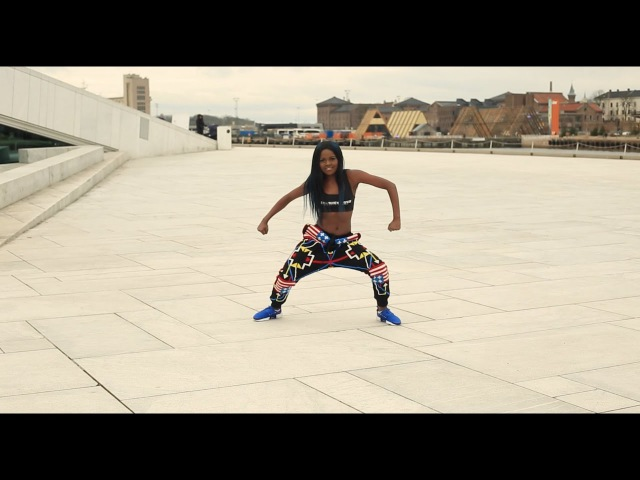 Sherrie Silver Vibes Dance Choreography 100%AfroDance