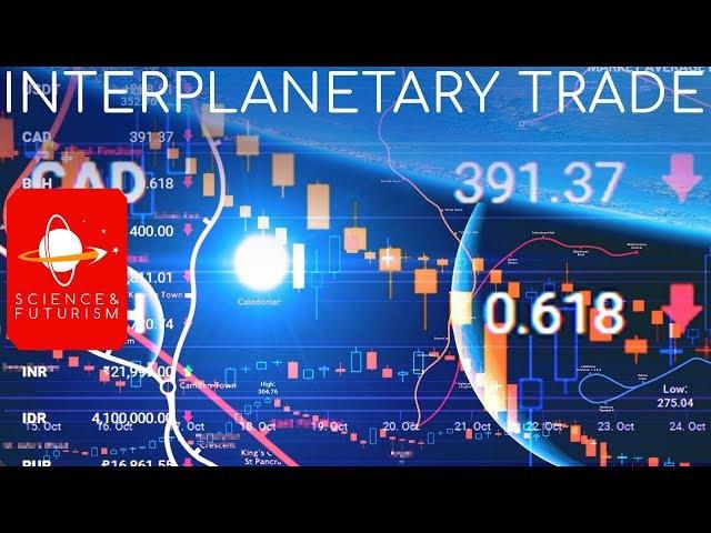 Outward Bound Interplanetary Trade