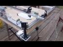 Лазерный станок 40 Вт Часть 4 Рисуем первый в жизни КВАДРАТ