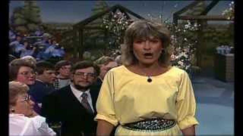 Mary Roos - Ich bin stark nur mit dir 1985