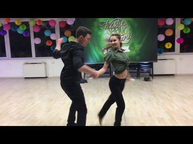 Semion Ovsiannikov Maria Elizarova - Westie Spring Thing 2018 Pro Show Demo