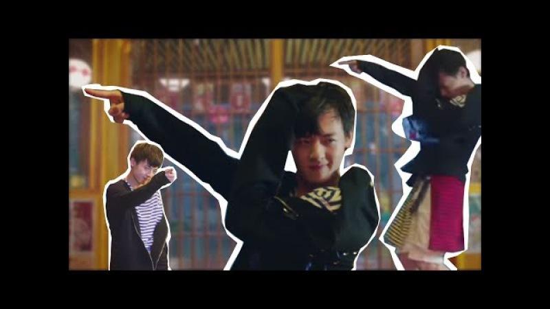 (BL) AH ZHAIS DANCE ! [My Girlfriends Boyfriend..]
