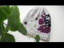 🌹Самая Красивая Шапка Спицами 😱 Вязание Knit Mom
