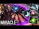 Miracle- Top 1 Invoker 9k EPIC Gameplay - Dota 2