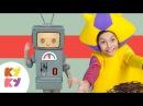 ДЕЛАЙ ТАК - КУКУТИКИ - Развивающая обучающая детская песенка мультик для малышей...