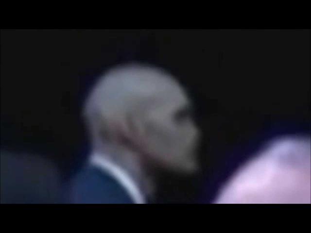 OBAMA'S ALIEN SECRET SERVICE spottet at 2012 AIPAC Conference!!?? 3 angles (HD) - ILLUMINATI EXPOSED