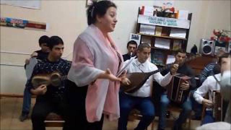 Фаризат Зейналова - Чан Азербайжан, чан Дагъустан