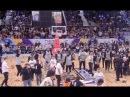 Team LeBron Halfcourt Heaves! 2018 All-Star Practice NBANews NBA NBAAllStar NBAAllStar2018