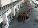 Впервые за 50 лет на Краноярской ГЭС заменили рабочее колесо гидротурбины