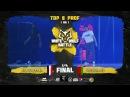 Kid Colombia VS Volodya ✘ SOLO 1 4 final ✘ White Wolf Battle 2018