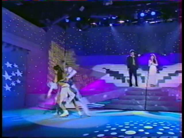 Daniel Levi Karine Costa ( Ce reve bleu / Live 1992 )
