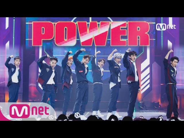[EXO - Power] Comeback Stage | M COUNTDOWN 170907 EP.540