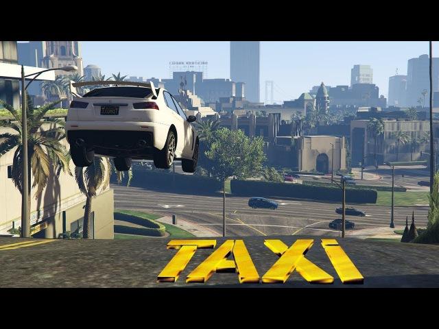 GTA V Фильм I Такси: Пародия