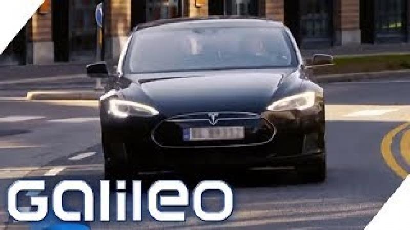 E-Auto in Norwegen: Deshalb ist das Elektro-Auto dort so beliebt | Galileo | ProSieben