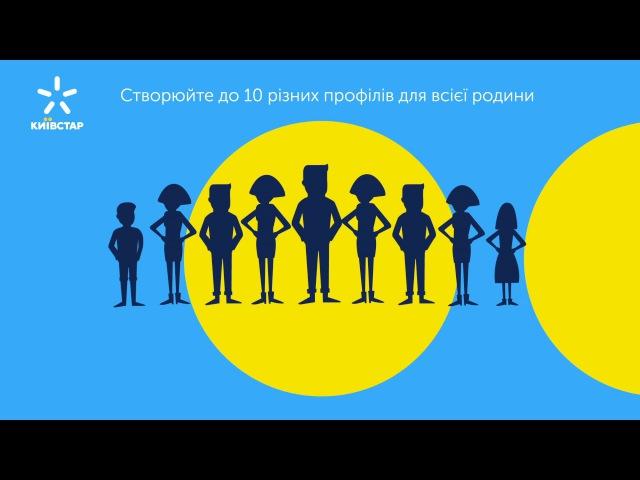Подключить цифровое телевидение Киевстар