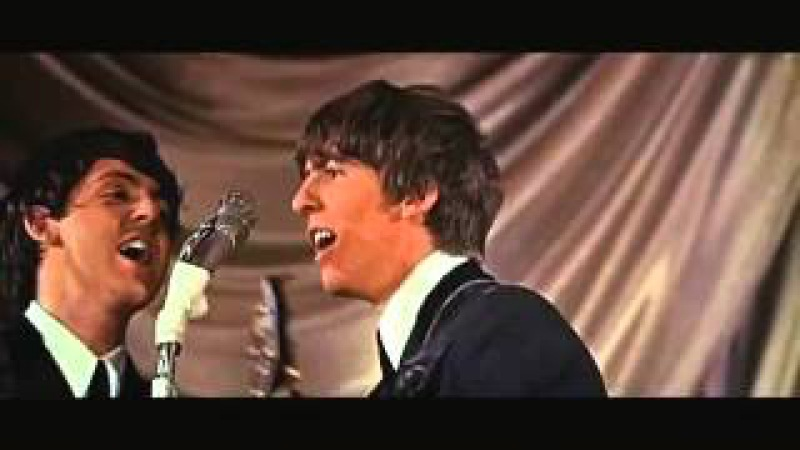 The Beatles - Twist And Shout 1965 - HQ-v